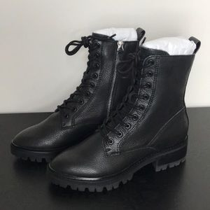 NIB Dolce Vita Gregor Combat Boots